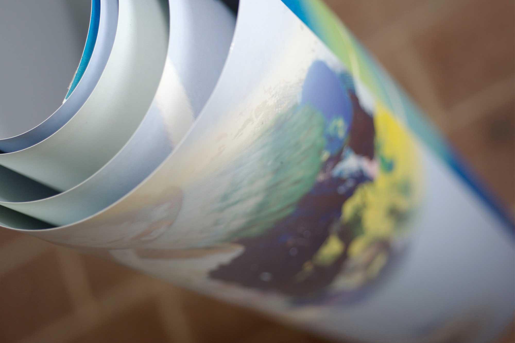 Rollup  © Atelier Haase - Foto: Katharina Hansen-Gluschitz