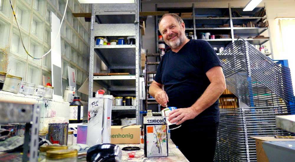 Hans-Heinrich Haase, Chef und Gründer des Atelier Haase © Atelier Haase - Foto: Delmar Mavignier