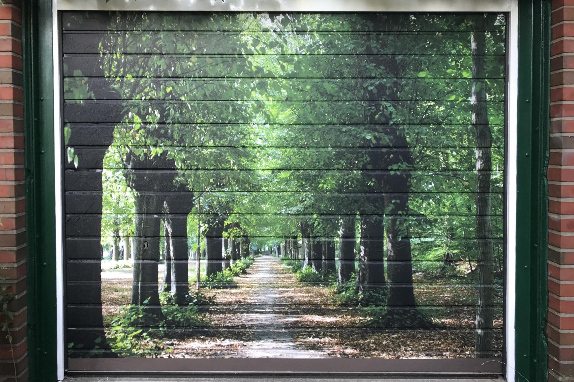 Stoffdruck an der Nyala © Atelier Haase - Foto: Hans-Heinrich Haase